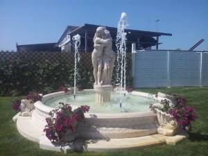 Fontana venezia1